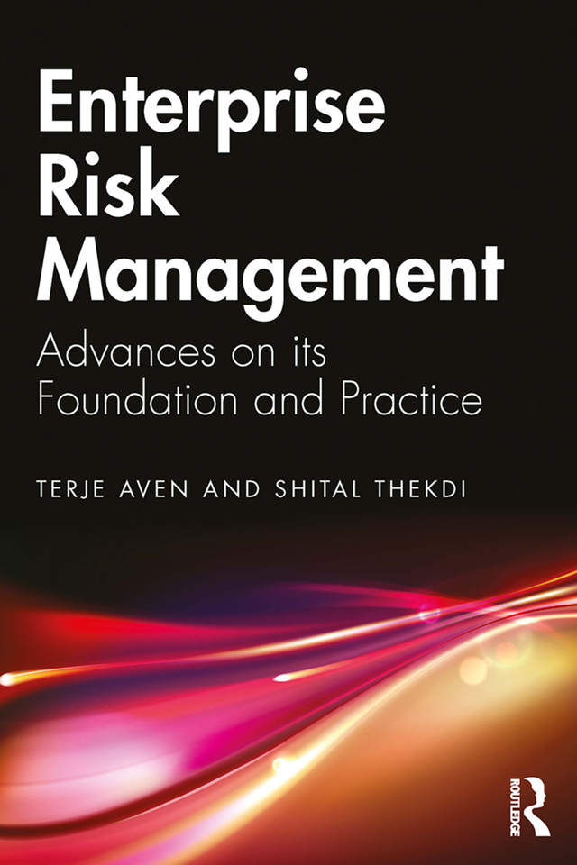 Enterprise Risk Management: Advances on its Foundation and Practice book cover