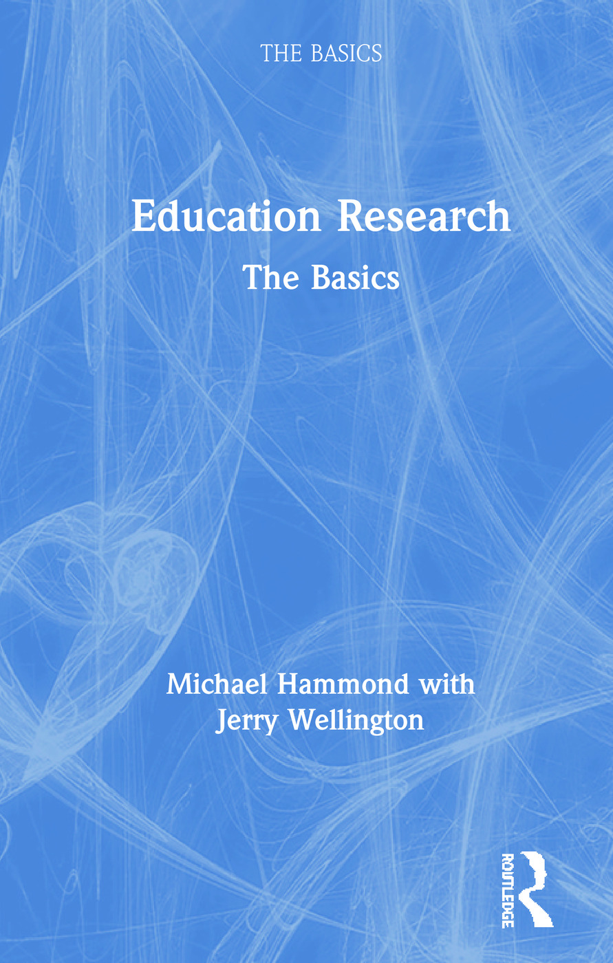 Education Research: The Basics book cover