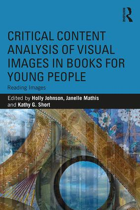 Critical Content Analysis of Visual Images in Books for Young People: Reading Images book cover