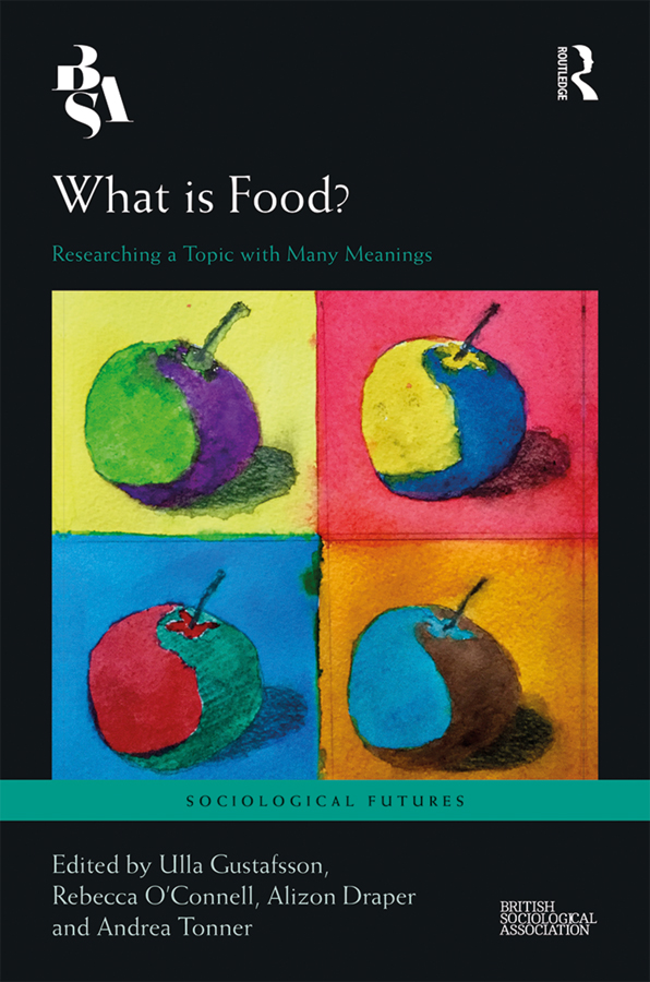 What is Food?: Researching a Topic with Many Meanings book cover