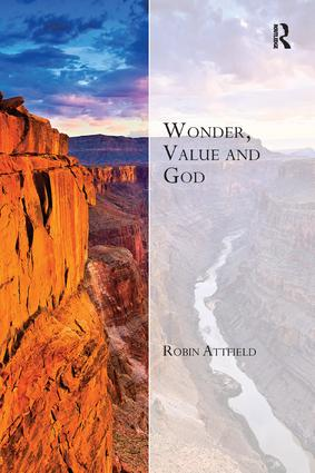 Wonder, Value and God: 1st Edition (Paperback) book cover