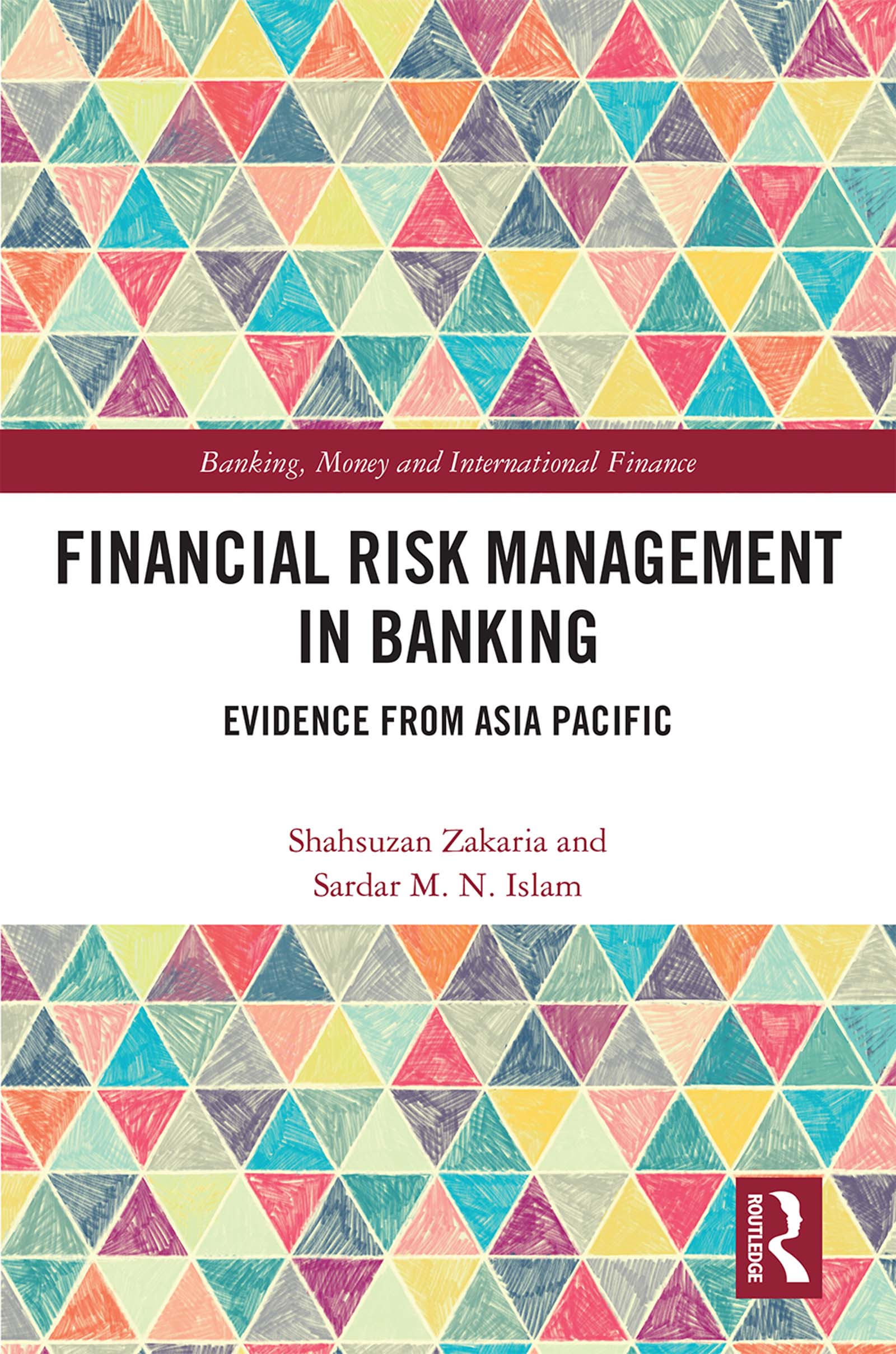 Financial Risk Management in Banking: Evidence from Asia Pacific book cover