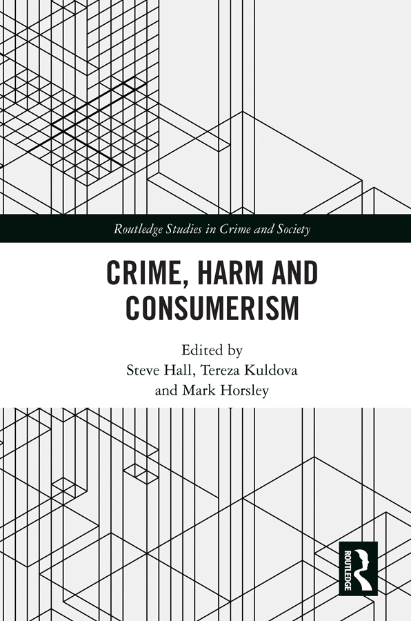 Crime, Harm and Consumerism book cover