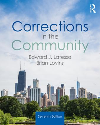 Corrections in the Community book cover