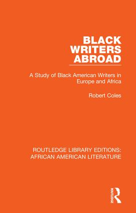 Black Writers Abroad: A Study of Black American Writers in Europe and Africa book cover