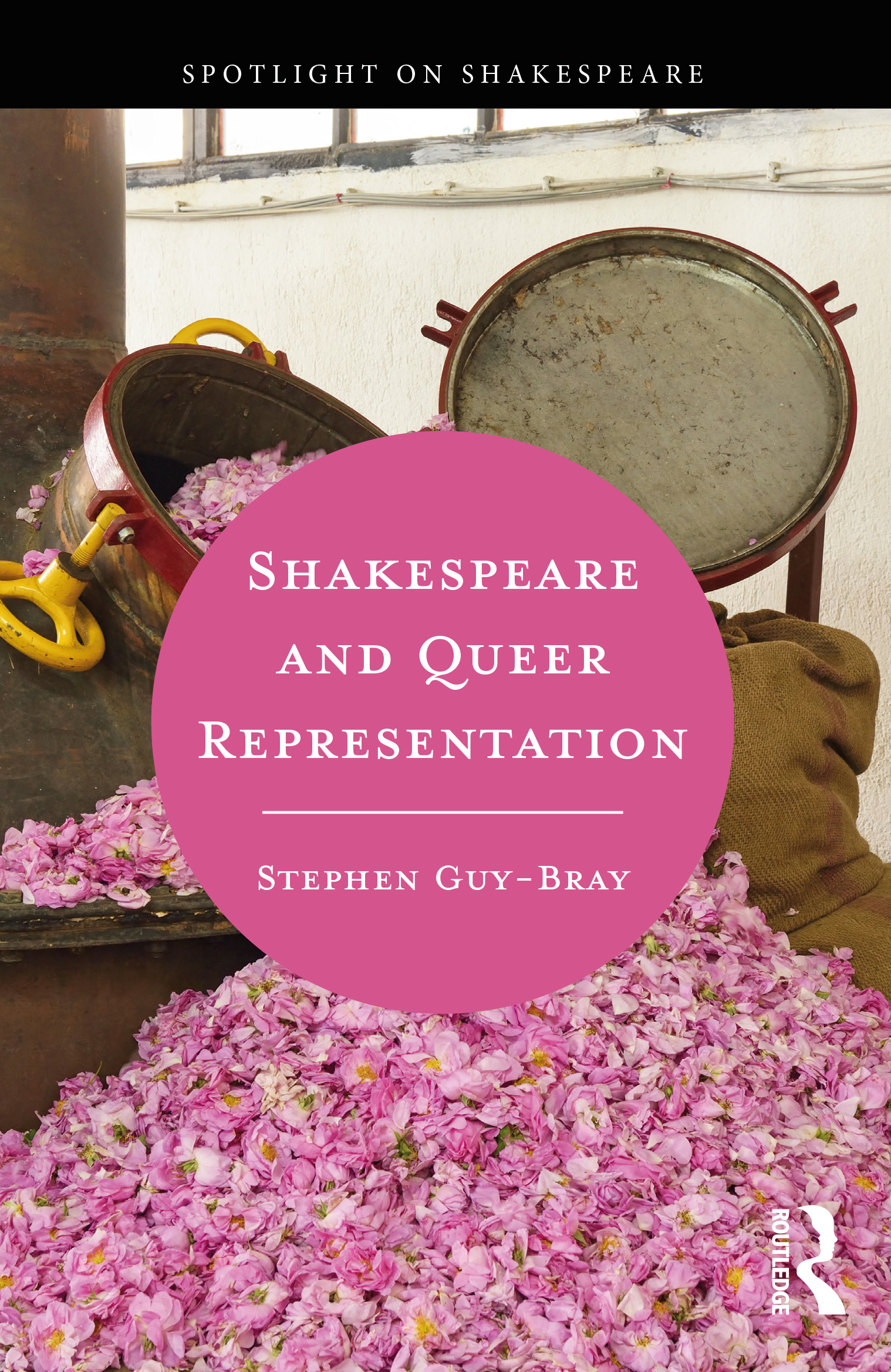 Shakespeare and Queer Representation book cover