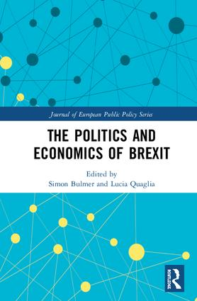 The Politics and Economics of Brexit book cover