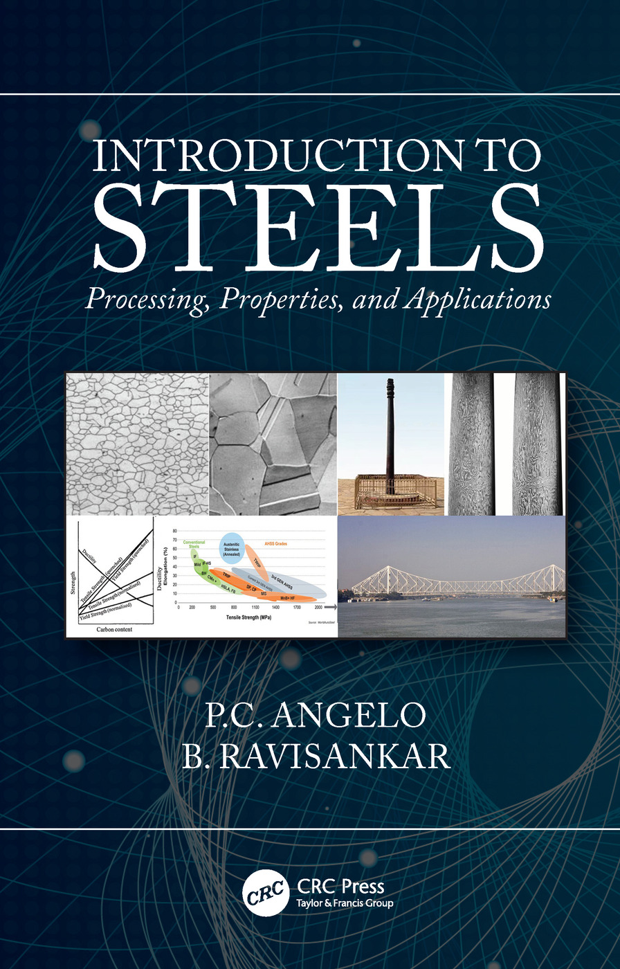 Introduction to Steels: Processing, Properties, and Applications, 1st Edition (Hardback) book cover