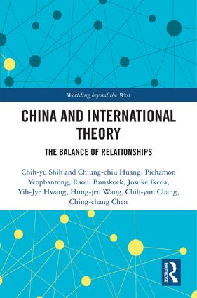 China and International Theory: The Balance of Relationships, 1st Edition (Hardback) book cover