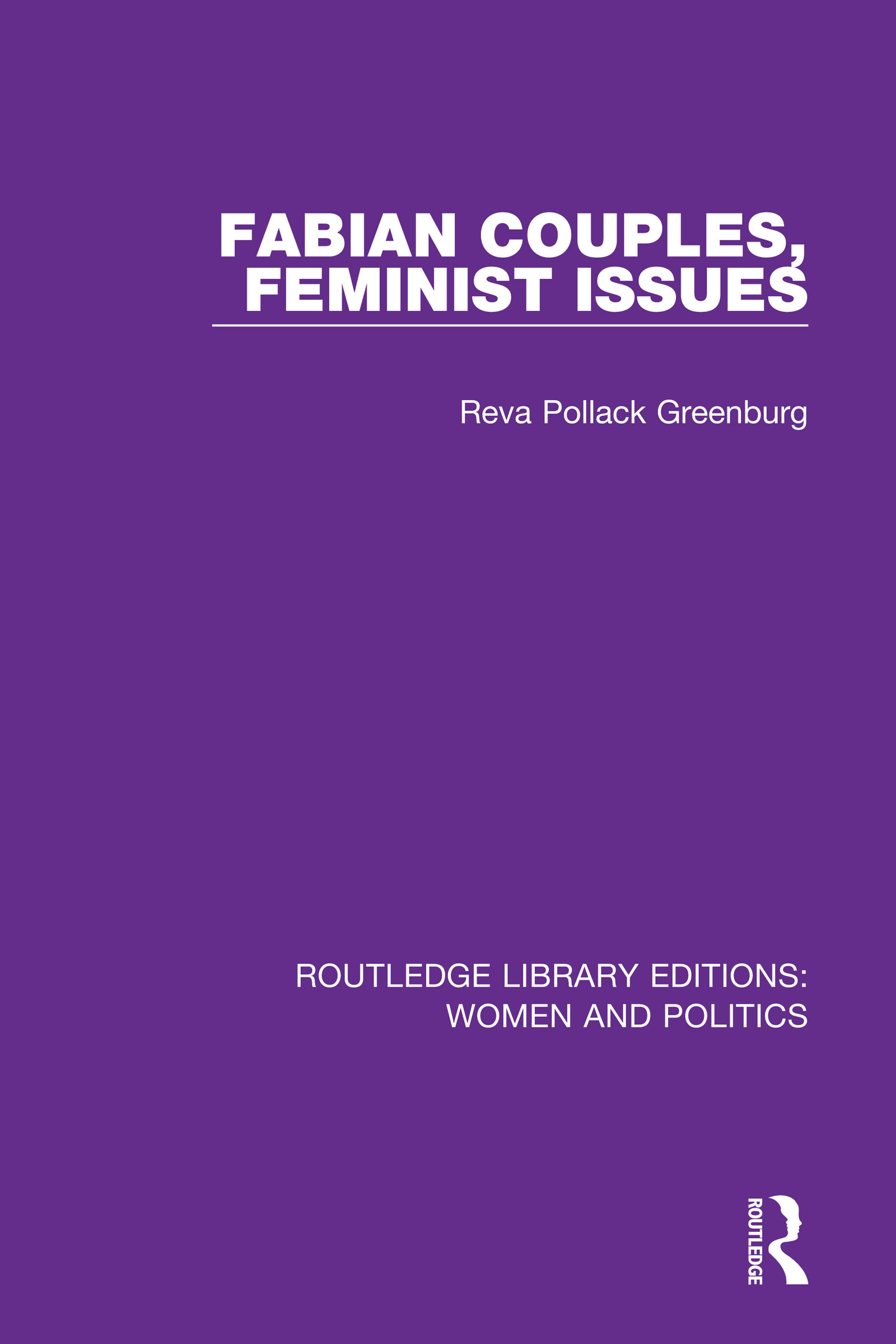 Fabian Couples, Feminist Issues