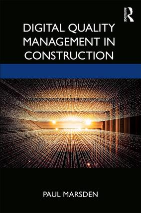 Digital Quality Management in Construction book cover
