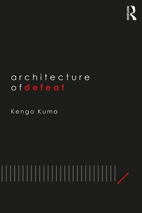 Architecture of Defeat book cover