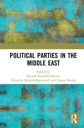 Political Parties in the Middle East book cover