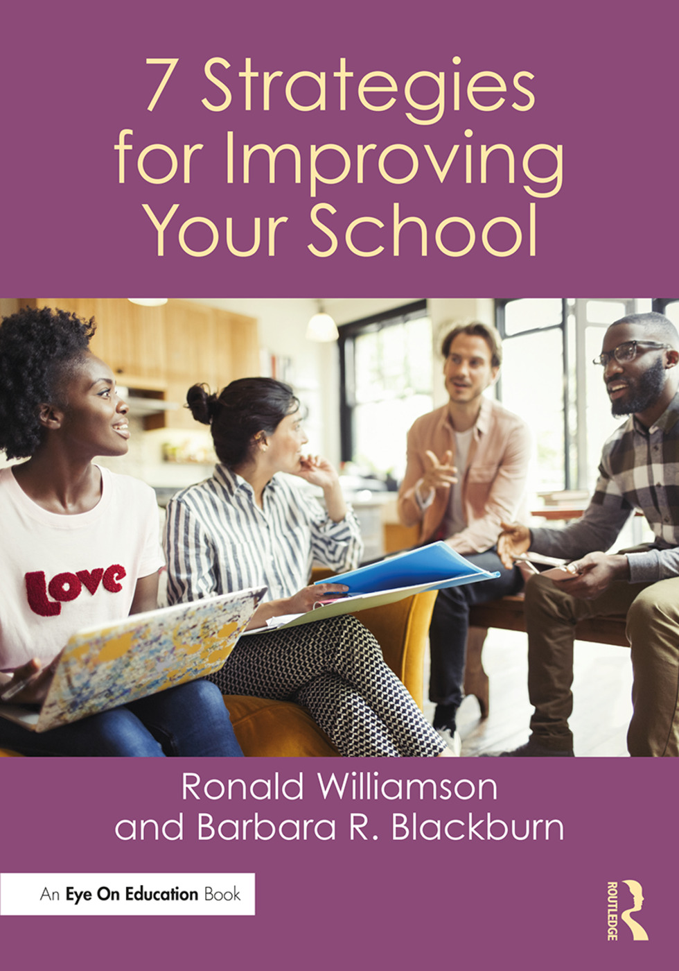 7 Strategies for Improving Your School book cover
