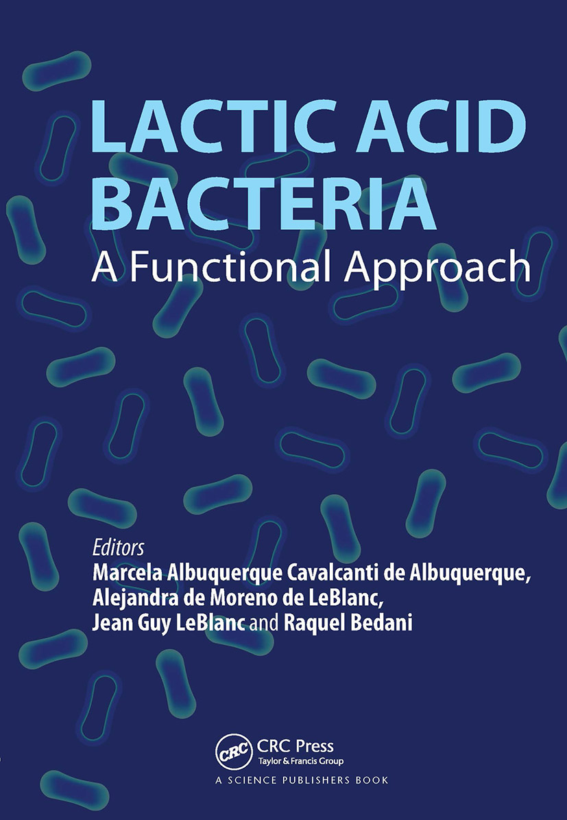 Lactic Acid Bacteria: A Functional Approach, 1st Edition (Hardback) book cover