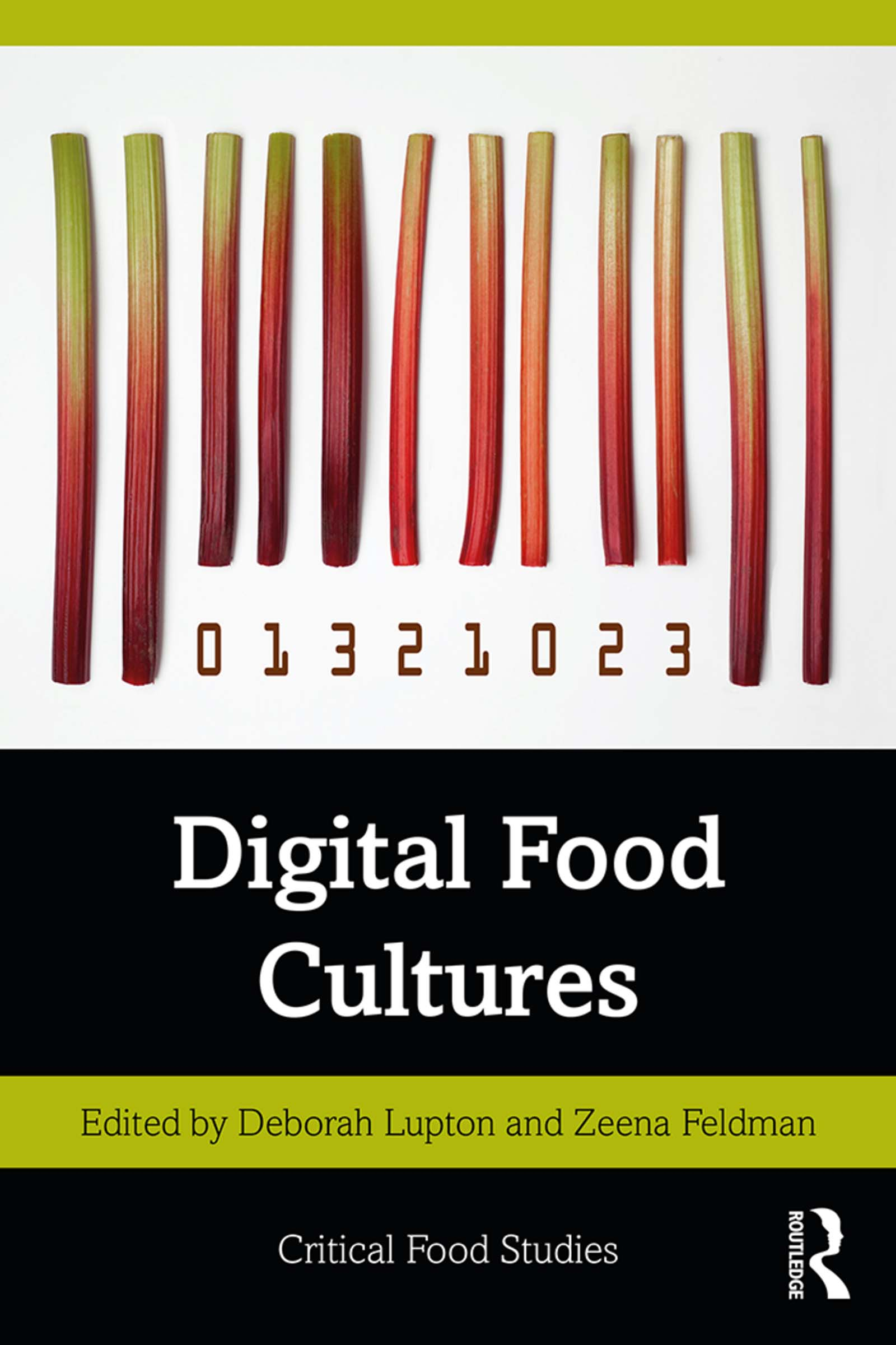 Digital Food Cultures book cover