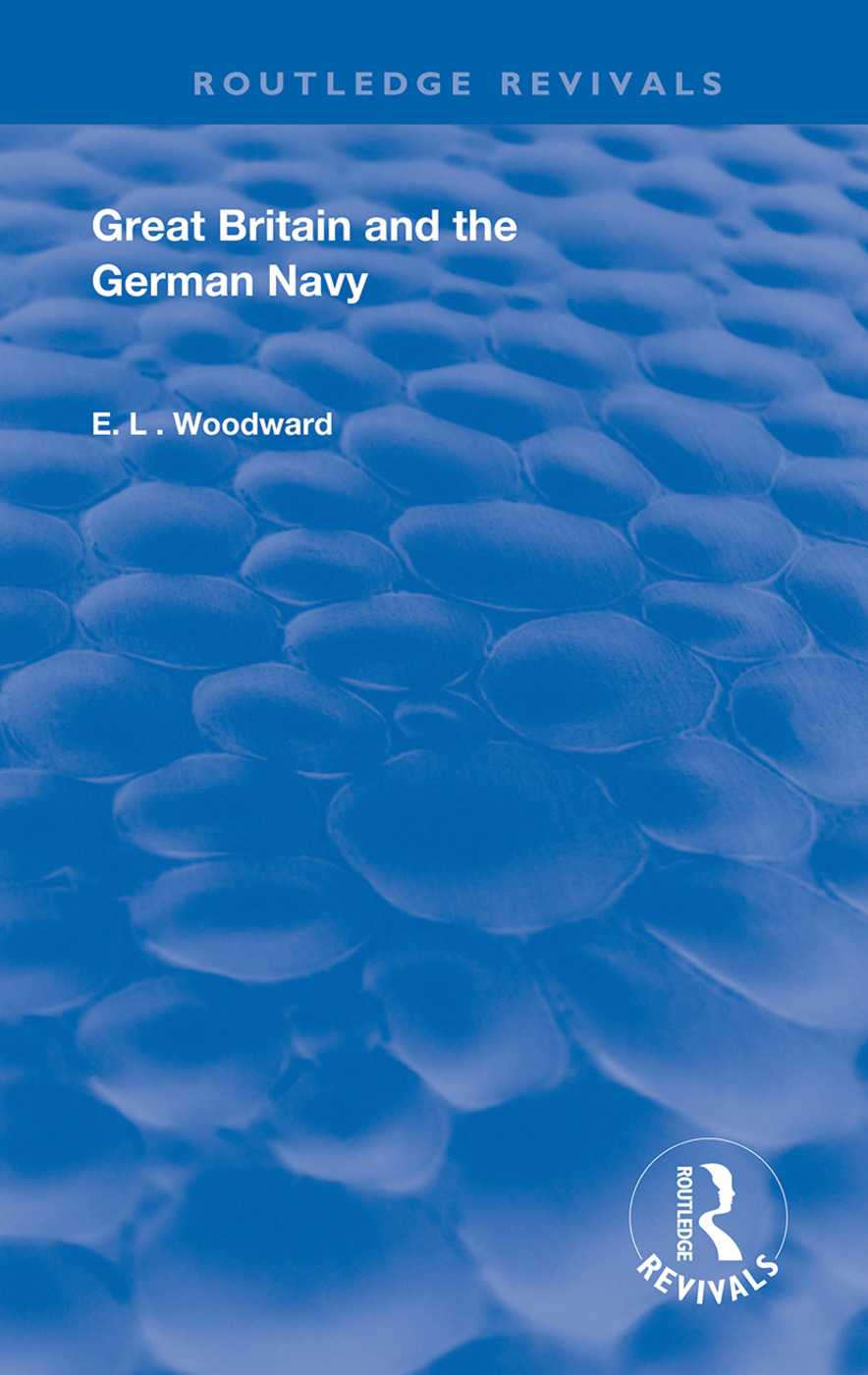 Great Britain and the German Navy book cover