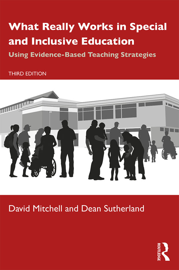 What Really Works in Special and Inclusive Education: Using Evidence-Based Teaching Strategies book cover