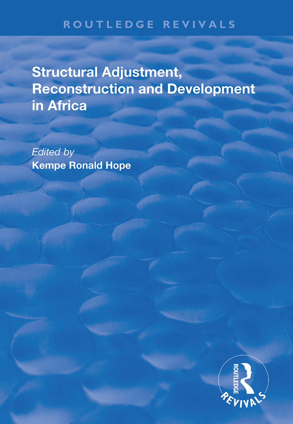 Structural Adjustment, Reconstruction and Development in Africa book cover