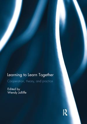 Learning to Learn together: Cooperation, theory, and practice, 1st Edition (Paperback) book cover