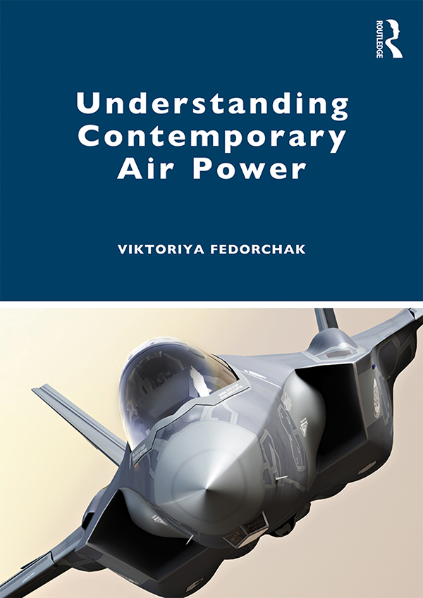 Understanding Contemporary Air Power book cover
