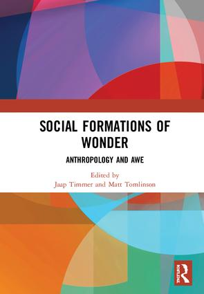 Social Formations of Wonder: Anthropology and Awe book cover