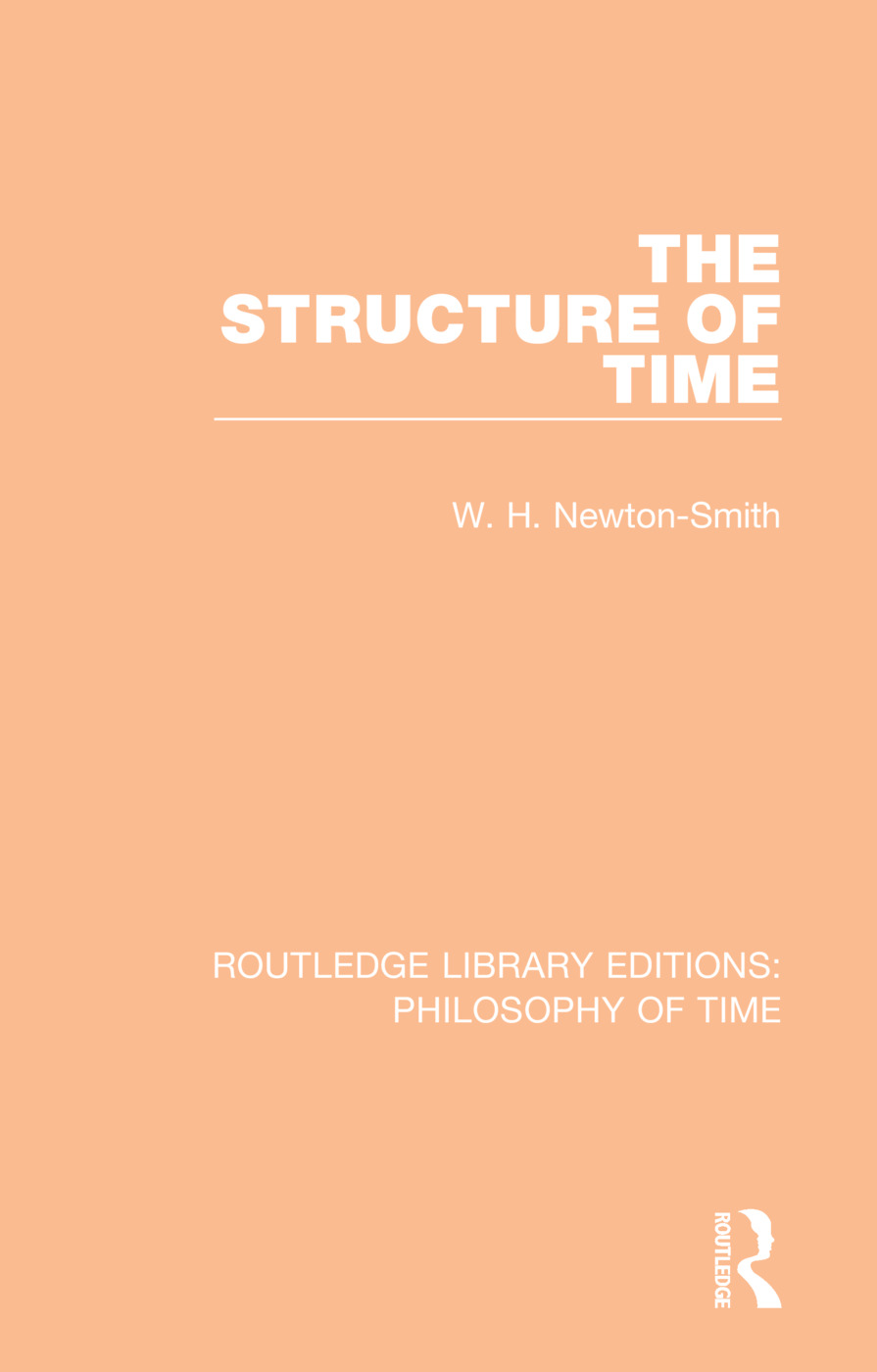 The Structure of Time book cover
