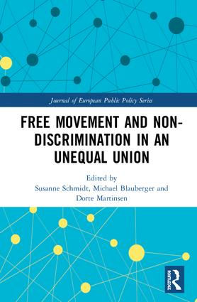 Free Movement and Non-discrimination in an Unequal Union: 1st Edition (Hardback) book cover