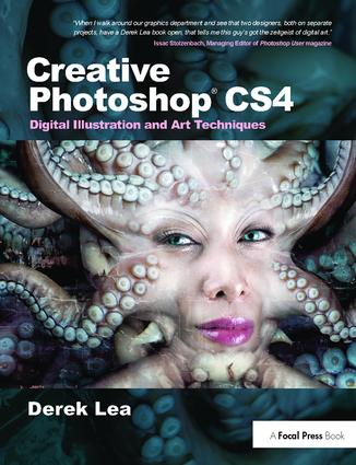 Creative Photoshop CS4: Digital Illustration and Art Techniques book cover