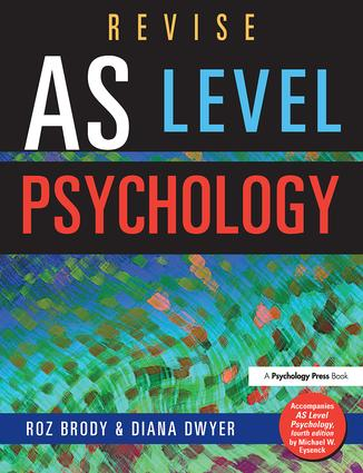Revise AS Level Psychology: 1st Edition (Hardback) book cover