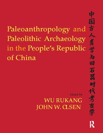 The Late Palaeolithic of China