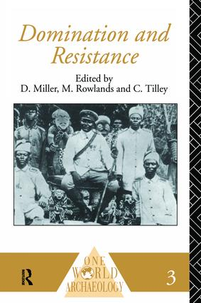 Domination and Resistance: 1st Edition (Hardback) book cover