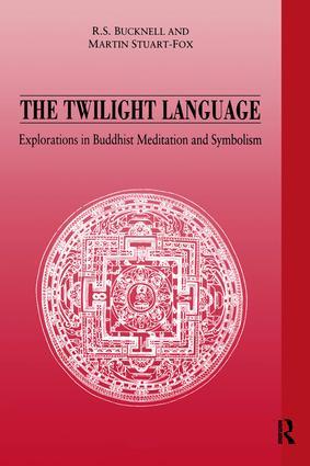 The Twilight Language: 1st Edition (Hardback) book cover