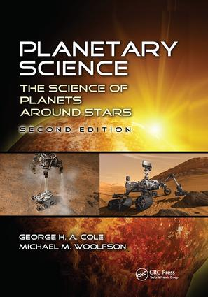 Planetary Science: The Science of Planets around Stars, Second Edition, 2nd Edition (Hardback) book cover