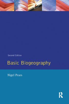 Basic Biogeography: 2nd Edition (Hardback) book cover