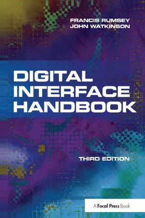 Digital Interface Handbook: 3rd Edition (Hardback) book cover