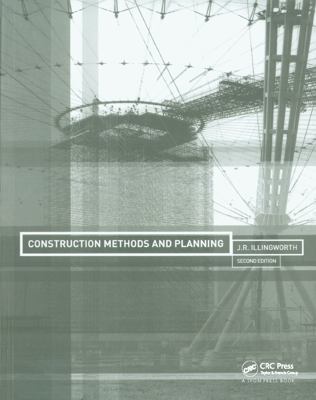 Construction Methods and Planning: 2nd Edition (Hardback) book cover