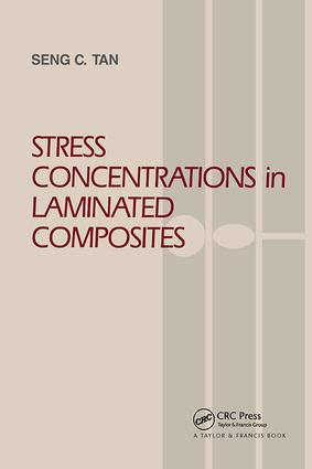 Stress Concentrations in Laminated Composites: 1st Edition (Hardback) book cover