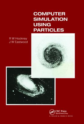 Computer Simulation Using Particles: 1st Edition (Paperback) book cover