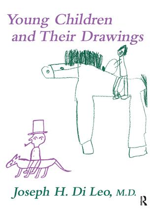 Young Children And Their Drawings: 1st Edition (Hardback) book cover