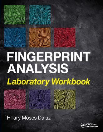 Fingerprint Analysis Laboratory Workbook book cover