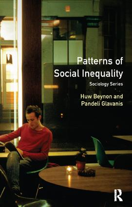 Patterns of Social Inequality: Essays for Richard Brown, 1st Edition (Hardback) book cover