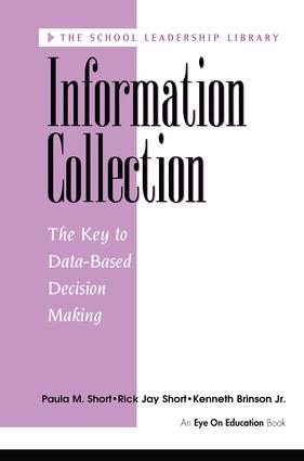 Information Collection: 1st Edition (Hardback) book cover