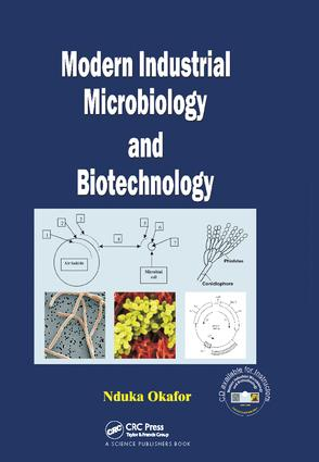 Modern Industrial Microbiology and Biotechnology book cover