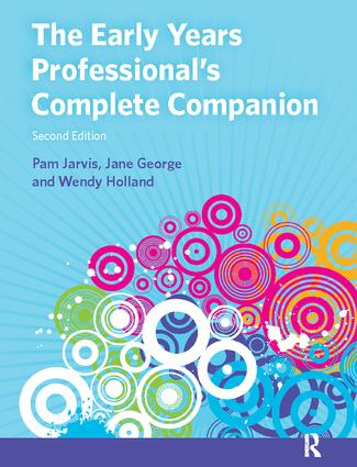 The Early Years Professional's Complete Companion book cover
