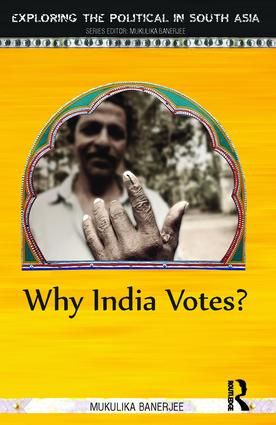 Why India Votes?: 1st Edition (Hardback) book cover