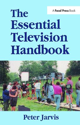 The Essential Television Handbook: 1st Edition (Hardback) book cover