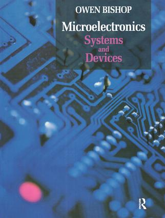 Microelectronics - Systems and Devices: 1st Edition (Hardback) book cover