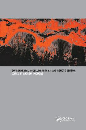 Environmental Modelling with GIS and Remote Sensing book cover