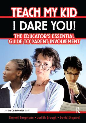Teach My Kid- I Dare You!: 1st Edition (Hardback) book cover